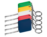Porte-clés avec mètre à ruban